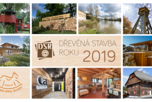 TZ: Liberec má Dřevěnou stavbu roku 2019