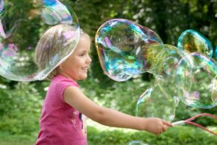 Bublinománie